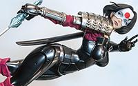 【レビュー】コトブキヤ撮影会 DC COMICS美少女 DC UNIVERSE カタナ 1/7 完成品フィギュア[コトブキヤ]