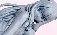 【フォトアルバム】 コトブキヤ撮影会 『エロマンガ先生』 和泉紗霧 1/7 原型 [コトブキヤ]