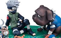 【トピックス】「G.E.M.シリーズ 外伝! NARUTO-ナルト- 疾風伝 はたけカカシと忍犬セット」7月7日13時より予約開始!