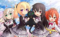 【トピックス】TVアニメ『ノラと皇女と野良猫ハート』メインヒロイン勢揃いのキービジュアル&追加キャストを解禁!主題歌は4人のヒロインが歌う「ネ!コ!」に決定!