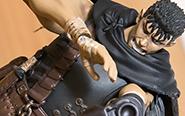 【フォトアルバム】figma『ベルセルク』 ガッツ 黒い剣士ver. リペイントエディション[マックスファクトリー]