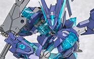 【レビュー】フレームアームズ 1/100 LX-R01J ヤクトファルクス プラモデル[コトブキヤ]