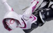 【レビュー】フィギュアコンプレックス アメイジング・ヤマグチ No.004 Spider-Gwen (スパイダーグウェン)[ケンエレファント]