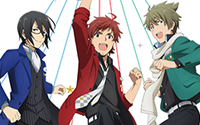 【トピックス】TVアニメ『アイドルマスター SideM』10月より放送開始!