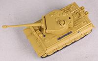 【トピックス】1/150スケールの戦車ミニチュアモデル「陸上模型 戦車コレクション壱」がカプセルトイで登場!