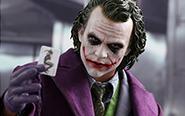 【トピックス】映画『ダークナイト』より「ジョーカー」がハイエンドな1/4スケール・フィギュアとなって登場!