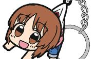 【トピックス】『ガールズ&パンツァー 劇場版』つままれキーホルダー&ストラップが登場!