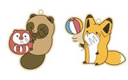 【トピックス】『タヌキとキツネ』グッズを集めたPOP UP STOREに新商品が登場!