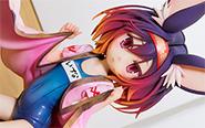 【フォトアルバム】『ノーゲーム・ノーライフ』 初瀬いづな 水着style 1/7 完成品フィギュア[アクアマリン]