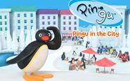 【トピックス】新TVシリーズ『ピングー in ザ・シティ』が10月7日より放送開始!