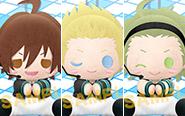 【トピックス】理由あって、ぴたぬい! アニメ『アイドルマスターSideM』より「Jupiter」の3人がぴたぬいで登場!