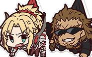 【トピックス】『Fate/Apocrypha』「つままれシリーズ」第2弾と「Tシャツ」が登場!