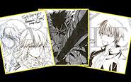 【トピックス】 劇場版『Fate/stay night [Heaven's Feel] I.presage flower』公開3週目の来場者特典発表!