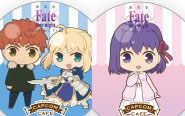 【トピックス】カプコンカフェ イオンレイクタウン店 × 『Fate/stay night [Heaven's Feel]』カフェ限定グッズを一斉公開!