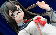 【トピックス】AMAKUNI『艦これ』シリーズより「大淀」がホビージャパンオンラインショップほかにて受注開始!