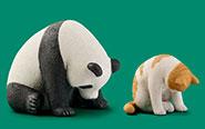 【トピックス】動物たちの寝姿がカワイイ!「ZOO ZOO ZOO へこむわ寝」登場!