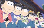 【トピックス】ハイテンション・コメディ『おそ松さん』第2期より「トレーディングバッジコレクション第3弾」が登場!