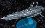 【フォトアルバム】コスモフリートスペシャル 『宇宙戦艦ヤマト2202 愛の戦士たち』 地球連邦アンドロメダ級一番艦アンドロメダ[メガハウス]