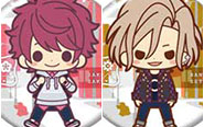 【トピックス】MANKAIカンパニーへようこそ!『A3!』のキャラクター達が可愛い缶バッジになって登場!