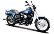 【トピックス】「1/12 完成品バイク」シリーズに「ハーレーダビッドソン」など15種が新たに登場!