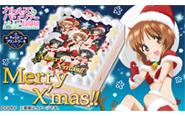 【トピックス】『ガールズ&パンツァー』限定デザインのクリスマスケーキが登場!