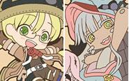 【トピックス】人気アニメ『メイドインアビス』が「トイズワークスコレクションにいてんごむっ!」に登場!