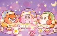 【トピックス】楽しいよふかしがモチーフ!「一番くじ 星のカービィ Twinkle Night」2018年1月13日(土)より順次販売開始!