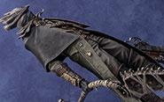 【フォトレビュー】『Bloodborne』 The Old Hunters/ 狩人 1/6 スケール スタチュー / ハンターズ・アーセナル:ノコギリ鉈&獣狩りの散弾銃 1/6スケール ウェポン[Gecco]