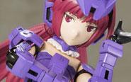 【トピックス】『フレームアームズ・ガール』より「アーキテクト Gun Metallic Ver.」がコトブキヤから登場!