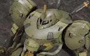【トピックス】新川洋司氏デザインの「フレームアームズ」第2弾として「玄武」が登場!