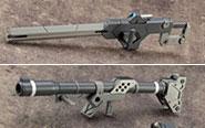 【トピックス】ウェポンユニットリニューアルプロジェクト第2弾&第3弾として「バーストレールガン」と「ハンドバズーカ」が登場!