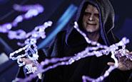 【トピックス】SF映画『スター・ウォーズ エピソード6/ジェダイの帰還』より「パルパティーン皇帝」と「ロイヤル・ガード」が登場!