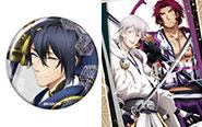 【トピックス】『活撃 刀剣乱舞』より「トレーディングバッジコレクション」&「トレーディングミディアムファイル」が登場!