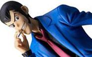 【トピックス】新作アニメ放送に合わせて『ルパン三世 PART5』アミューズメント専用景品が登場!