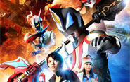 【トピックス】『劇場版 ウルトラマンジード つなぐぜ! 願い!!』Blu-ray&DVDが7月27日発売決定!
