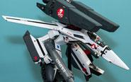 【フォトレビュー】PLAMAX MF-25 minimum factory VF-1 スーパー/ストライク ガウォーク バルキリー 1/20 プラモデル[マックスファクトリー]