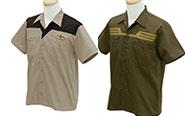 【トピックス】『機動戦士ガンダム』より「ジオン兵」&「連邦兵」をイメージしたワークシャツが登場!