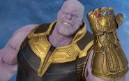 【トピックス】『アベンジャーズ/インフィニティ・ウォー』より最強を超える敵「サノス」を立体化!