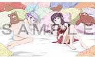 【トピックス】カーテン魂より『NEW GAME!!』『ご注文はうさぎですか??』『ヤマノススメ』の新商品が本日6月27日(水)12時より受注開始!