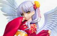 【フォトレビュー】『Angel Beats!』 立華かなで 晴れ着Ver. 1/8 完成品フィギュア[グッドスマイルカンパニー]