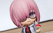 【フォトレビュー】ねんどろいど『Fate/Grand Order』シールダー/マシュ・キリエライト 私服Ver.[グッドスマイルカンパニー]