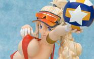 【フォトレビュー】『助っ人参上!!!』サンディ・バッシュ ビーチバレー 1/6 完成品フィギュア[A+]