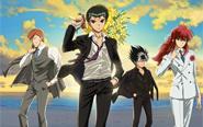 【トピックス】TVアニメ『幽☆遊☆白書』と「アニメイトカフェ」がコラボ!キャラクターモチーフのコラボメニューや限定グッズが登場!