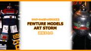 【イベントリポート】ワンダーフェスティバル2018[夏] 《FEWTURE MODELS/ART STORM》