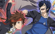 【トピックス】TVアニメ『学園BASARA』のキービジュアル&PV公開!テーマソングは西川貴教が担当!