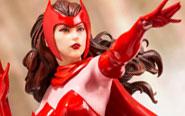 【トピックス】新たなヒーローを加え『アベンジャーズ』アッセンブル!麗しの魔女「スカーレット・ウィッチ」が立体化!