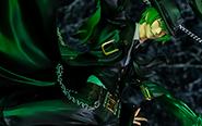 【フォトレビュー】【あみあみ限定特典】『BLAZBLUE』 ハザマ 1/8 完成品フィギュア[ブロッコリー]