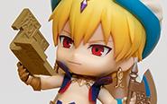 【フォトレビュー】ねんどろいど『Fate/Grand Order』 キャスター/ギルガメッシュ 霊基再臨 Ver.[オランジュ・ルージュ]