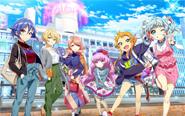 【トピックス】『Tokyo 7th シスターズ』×「OIOI」コラボショップ in 渋谷マルイのイベント開催が決定!