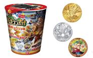 【トピックス】コラボ商品「ドラゴンボール ドラゴンポテト(ブッチギリマッチVer.)」が新登場!